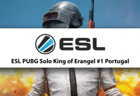 ESL PUBG Solo King of Erangel #1 Portugal