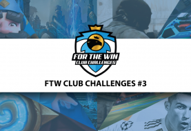 Iniciam-se os FTW Club Challenges #3