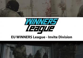 Já decorre a EU WINNERS League - Invite Division