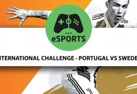 Vitória da Suécia no International Challenge