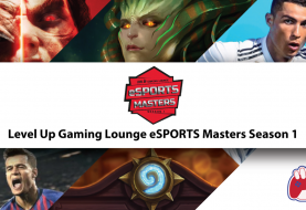 Level Up Gaming Lounge abre em Évora