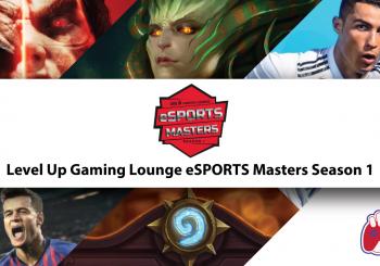 Level Up Gaming Lounge abre em Évora