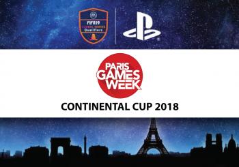 RastaArtur no Continental Cup 2018 de FIFA 19