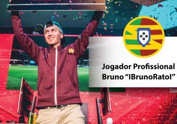 """Entrevista a Bruno """"IBrunoRatoI"""" Rato"""