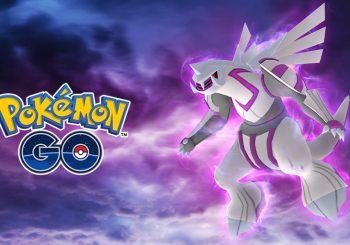 Raids de Palkia disponíveis em Pokémon GO!