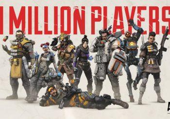 Apex Legends alcança 1 milhão de jogadores!