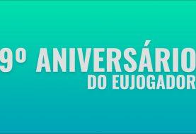 9.º Aniversário do EuJogador