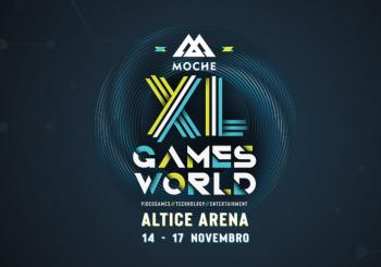 Preparados para o Moche XL Games World?