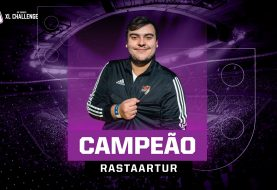 RastaArtur vence o XL Challenge!