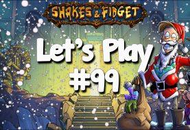 Let's Play Shakes & Fidget #99 - Atualização de Natal