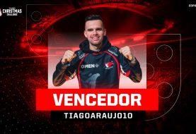 TiagoAraujo10 vence o Christmas Challenge!