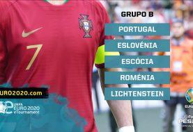 Portugal já conhece o seu grupo do eEuro2020!