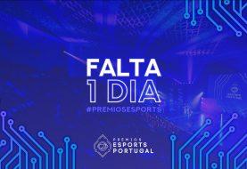 Último dia de nomeações para os Prémios Esports Portugal 2020