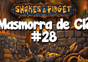 Masmorra de Clã #28 - A Caverna dos Ladrões de Túmulos