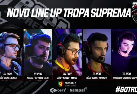 Novo line up da Tropa Suprema oficializado!