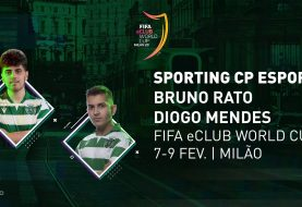 Sporting CP Esports na FIFA eClub World Cup!