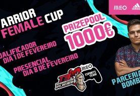 Começa hoje a TSWarrior Female Cup!