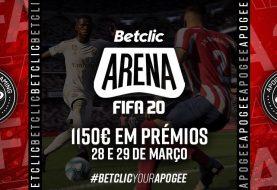 Inscrições abertas para a Betclic Arena!