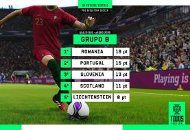 Portugal apurado para o 2.º qualificador do eEuro 2020!