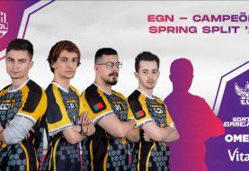 EGN Esports vencem o Spring Split da WGR LPLOL 2020!