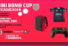 Chega ao fim a Mini Bomb Cup - Fica em Casa!