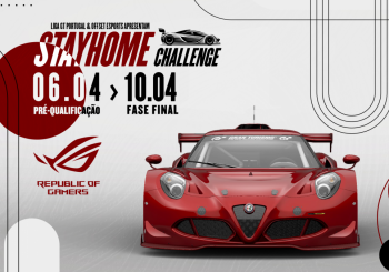 OFFSET Esports anunciam a #StayHome Challenge