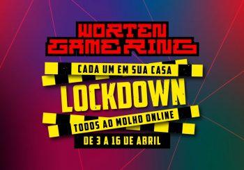 Vem aí o Worten Game Ring Lockdown!