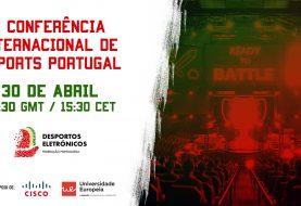FPDE organiza a 1.ª Conferência Internacional de Esports!