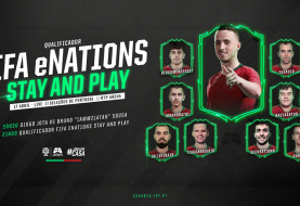 Portugal na FIFA eNations Stay and Play!