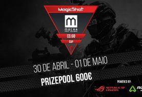 MagicShot Mucha Pro League CS:GO Cup by ROG & Alpha Gamer anunciada!