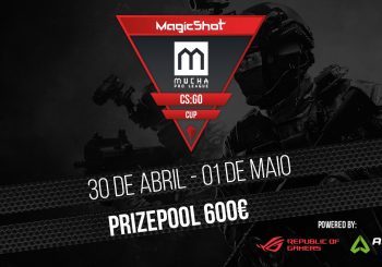 MagicShot Mucha Pro League CS:GO Cup by ROG & Alpha Gamer anunciada!
