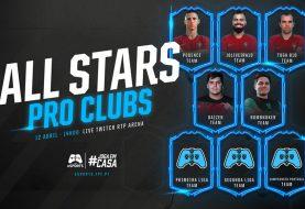 All Stars Pro Clubs anunciado!
