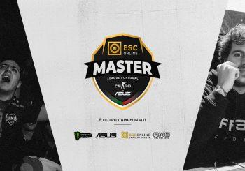 Terminou a 6.ª jornada da ESC Online Master League Portugal