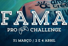 Já decorrem os qualificadores do Fama Pro Challenge!