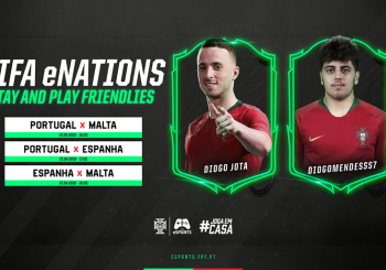 FIFA anuncia a eNations Stay and Play Friendlies