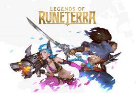 Legends of Runeterra já tem data de lançamento!
