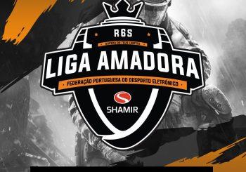 Liga Amadora de Rainbow Six Siege anunciada!