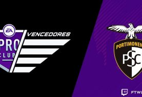 Portimonense Esports vence a Taça Pro Clubs!