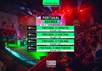 Portugal mais perto da qualificação para o eEURO2020!
