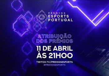 Conhecidos os vencedores dos Prémios Esports Portugal 2020!