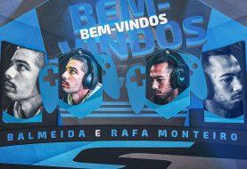BAlmeida e RafaMonteiro representam a Soccer Soul Esports