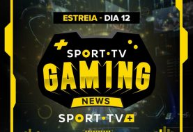SPORT TV Gaming News estreia dia 12!