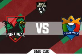 Team Portugal nos 32 avos-de-final da World Royale League!