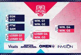 Conhecidas as equipas presentes no playoff da WGR LPLOL Spring Cup!