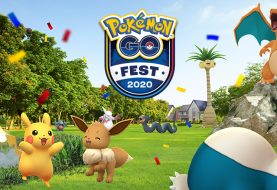 Pokémon GO Fest 2020 será online!
