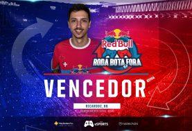 Ricardoc_88 vence o Red Bull Roda Bota Fora