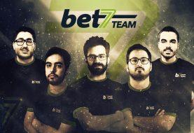 Betseven apresenta equipa de VALORANT!