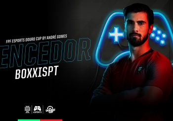 BoXxiSPT vence a FPF Esports Douro Cup by André Gomes!