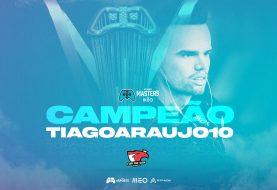TiagoAraujo10 vence o FPF Esports Masters by MEO