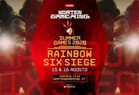 Bi-Campeoes vencem os WGR Summer Games de Rainbow Six Siege!